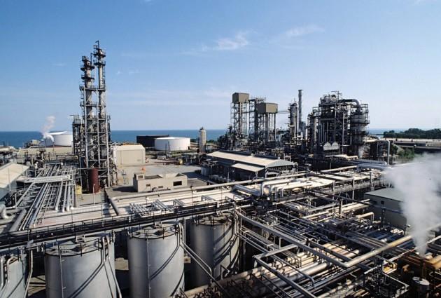 Petro-Canada Lubricants plant in Mississauga, Ont. PHOTO: PETRO-CANADA
