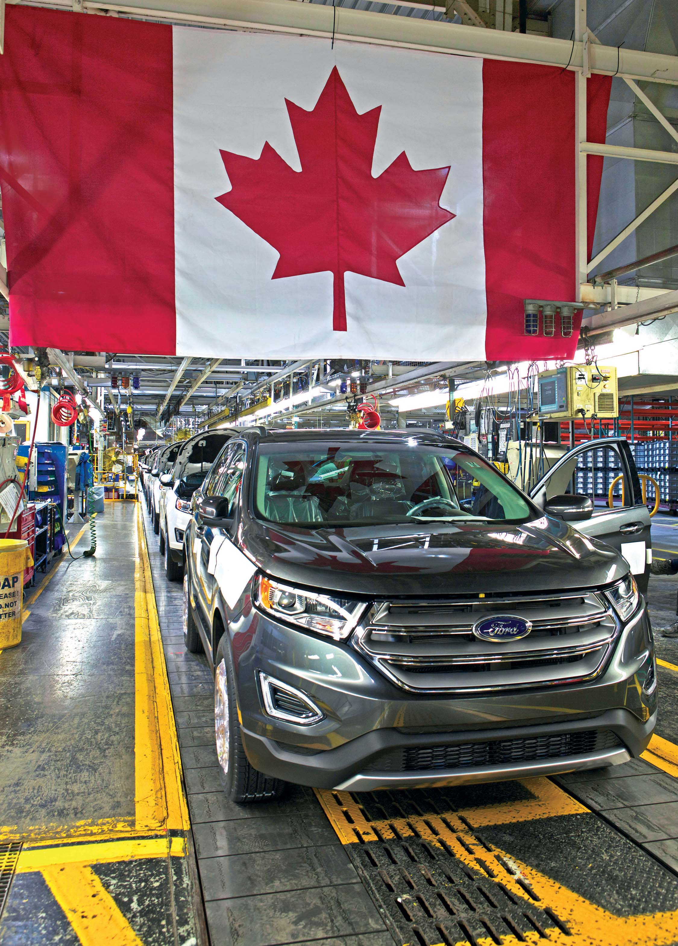 Toyota Company Latest Models >> What's ahead for Canada's automotive industry - PLANT