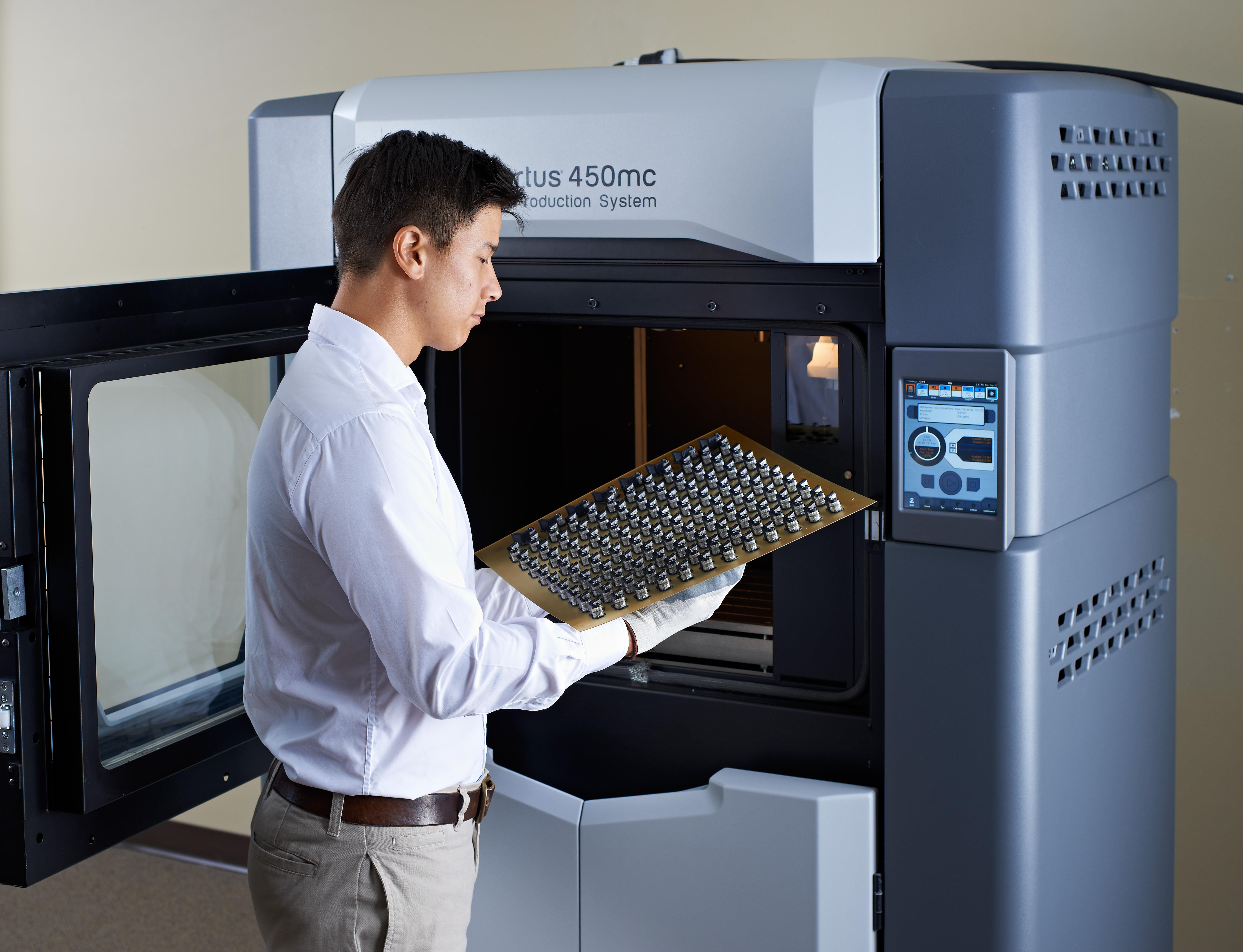 Javelin Cimetrix Solutions To Form 3d Printing Powerhouse