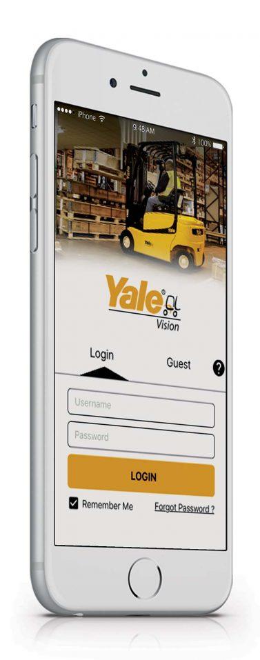 yale forklifts go mobile plant. Black Bedroom Furniture Sets. Home Design Ideas